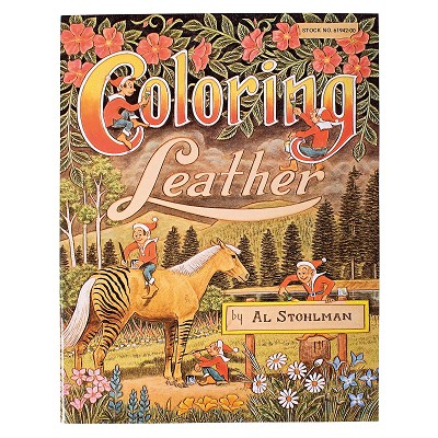 Coloring Leather